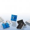 Calote de rigidizare, saibe EPDM, capacele acoperire, bureti inchidere coama, etc. - Calota aluminiu cu EPDM 41 mm RAL CERERE cutie 1000 bc - 41 mm - 1000 bc