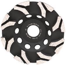 Discuri abrazive pentru slefuit betonul