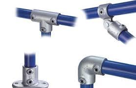 KeeKlamp: Fitinguri din fonta zincate la cald
